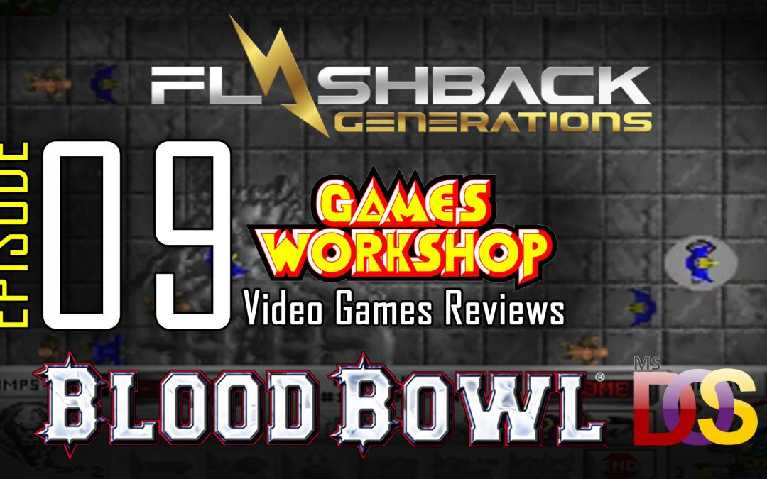 #9 Blood Bowl 1995