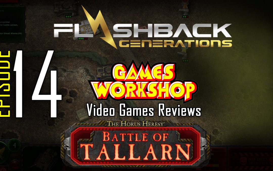 #14 The Battle of Tallarn