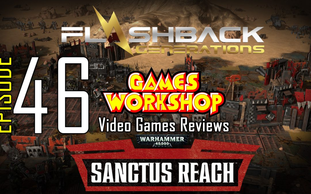 #46 Sanctus Reach