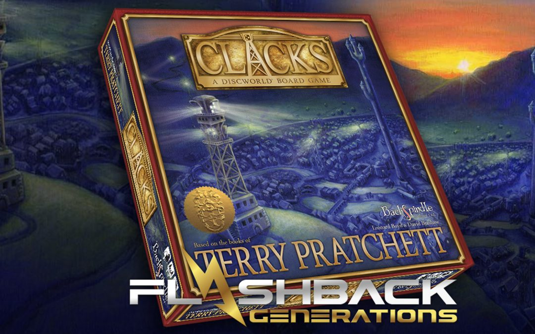 Clacks Board Game