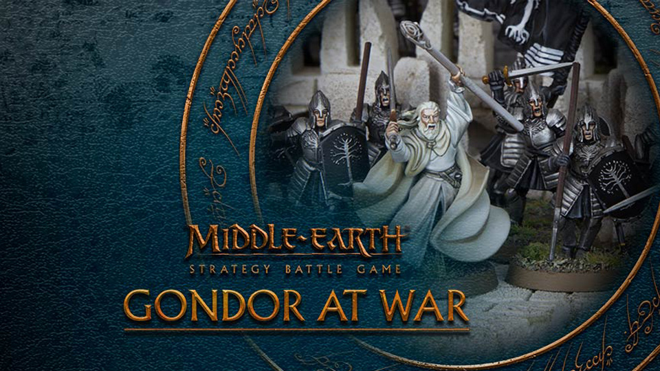 Building an Army worthy of Gondor at War