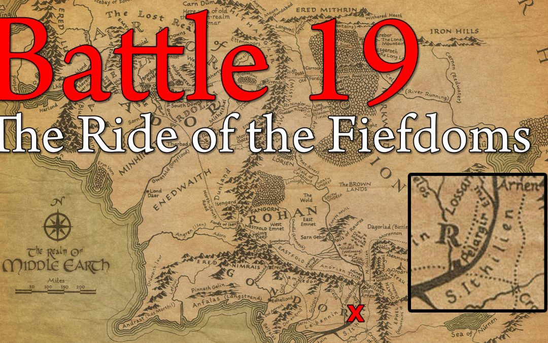 19. The Ride of the Fifedoms